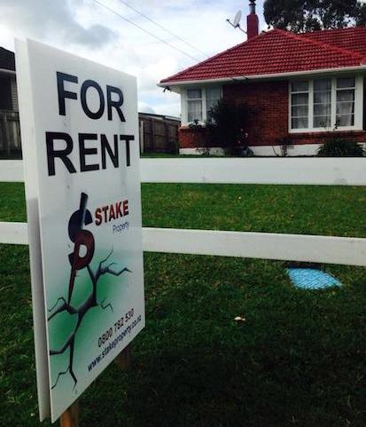 For Rent Sign Ellen St